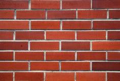 De textuur en de achtergrond van de baksteen Royalty-vrije Stock Foto's