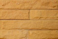De textuur en de achtergrond van de steenmuur Royalty-vrije Stock Foto's