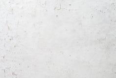 De textuur en het patroon van oud wit houten deel van lijst voor achtergrond Stock Foto's