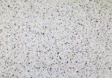 de textuur of het marmer van de terrazzovloer Mooie achtergrond royalty-vrije stock foto's
