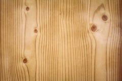 De textuur is licht hout Stock Foto's