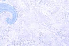 De textuur is lichtblauw met geribbeld Verzadigde hemelkleur, close-up stock afbeeldingen