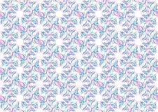 De textuur met klein doorbladert Royalty-vrije Stock Foto