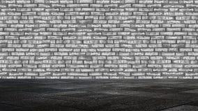 De textuur van de baksteen is oud, gekrast royalty-vrije stock foto's