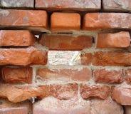 De Textuur van bakstenen Stock Foto's