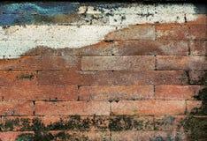 De Textuur van bakstenen Royalty-vrije Stock Foto's