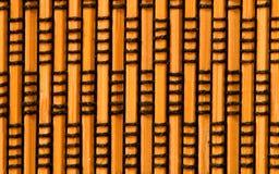 De textuur van bamboe Royalty-vrije Stock Foto's