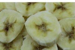 De textuur van banaanplakken stock afbeeldingen