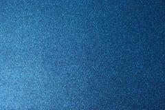 De textuur van blauwe glanzende mooie moderne glanzend met zilver fonkelt modieuze betoverende hemelkleur De achtergrond royalty-vrije stock fotografie