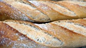 De textuur van de broodkorst royalty-vrije stock afbeeldingen