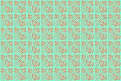 De textuur van cijfers kleurt donkere zalm royalty-vrije stock fotografie