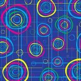 De textuur van de aantrekkingskracht. Vector. Royalty-vrije Stock Afbeeldingen
