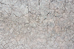 De textuur van de aardegrond Royalty-vrije Stock Afbeeldingen