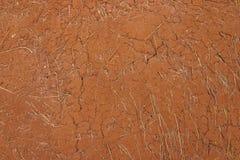 De textuur van de adobe Royalty-vrije Stock Afbeeldingen