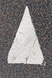 De textuur van de asfaltweg Royalty-vrije Stock Afbeelding