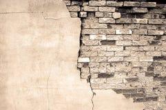 De Textuur van de Bakstenen muur Royalty-vrije Stock Fotografie