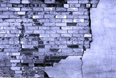 De Textuur van de Bakstenen muur Royalty-vrije Stock Afbeeldingen