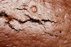 De textuur van de cake Royalty-vrije Stock Foto's
