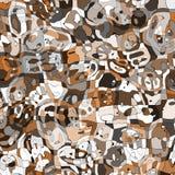 de textuur van de camouflagestof royalty-vrije stock afbeelding