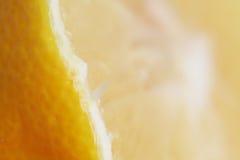 De textuur van de citroen Royalty-vrije Stock Afbeelding