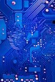 De textuur van de computer Stock Foto's