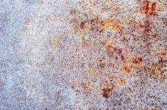 De textuur van de de nevelmuur van de Grungekleur Stock Foto