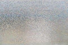 De textuur van de glasmuur Stock Afbeelding