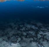 De textuur van de grondgrond, mineralen Stock Fotografie