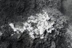 De textuur van de grondgrond, mineralen Royalty-vrije Stock Afbeeldingen