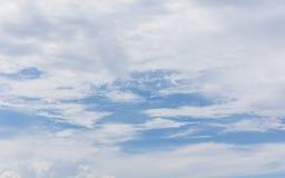 De textuur van de hemel Stock Afbeelding