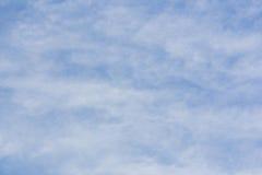 De textuur van de hemel Stock Afbeeldingen