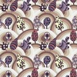 De textuur van de herfst Element van ontwerp Royalty-vrije Stock Fotografie