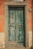 De textuur van de ingangsdeur Royalty-vrije Stock Foto