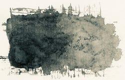 De textuur van de inkt Royalty-vrije Stock Foto's