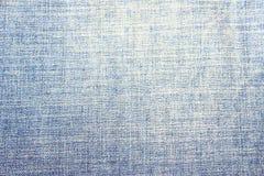 De textuur van de jeans Stock Fotografie