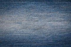 De textuur van de jeans Royalty-vrije Stock Foto
