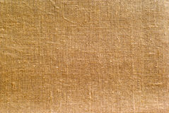 De textuur van de jute Royalty-vrije Stock Afbeelding