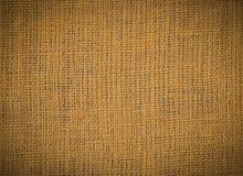 De textuur van de jutezak stock fotografie