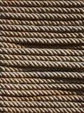 De textuur van de kabel Royalty-vrije Stock Fotografie