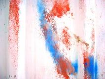 De textuur van de kleurenmuur Royalty-vrije Stock Afbeeldingen