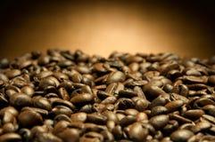 De textuur van de koffie stock afbeelding