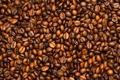 De textuur van de koffie Royalty-vrije Stock Foto