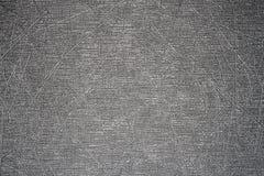 De textuur van de krassen op de grijze oppervlakte Stock Afbeelding