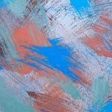 De textuur van de kunstmuur Stock Fotografie