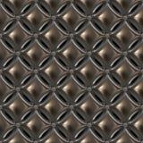 De textuur van de leerstoffering vector illustratie