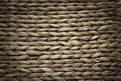 De textuur van de mand Stock Afbeelding