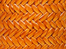 De textuur van de mand stock foto's