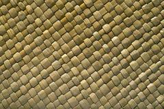 De textuur van de mand Stock Foto