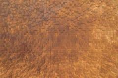De textuur van de metaalmuur, 3d blokstijl Stock Afbeelding