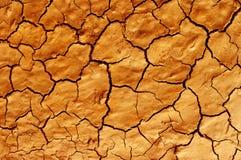 De textuur van de modder Stock Fotografie